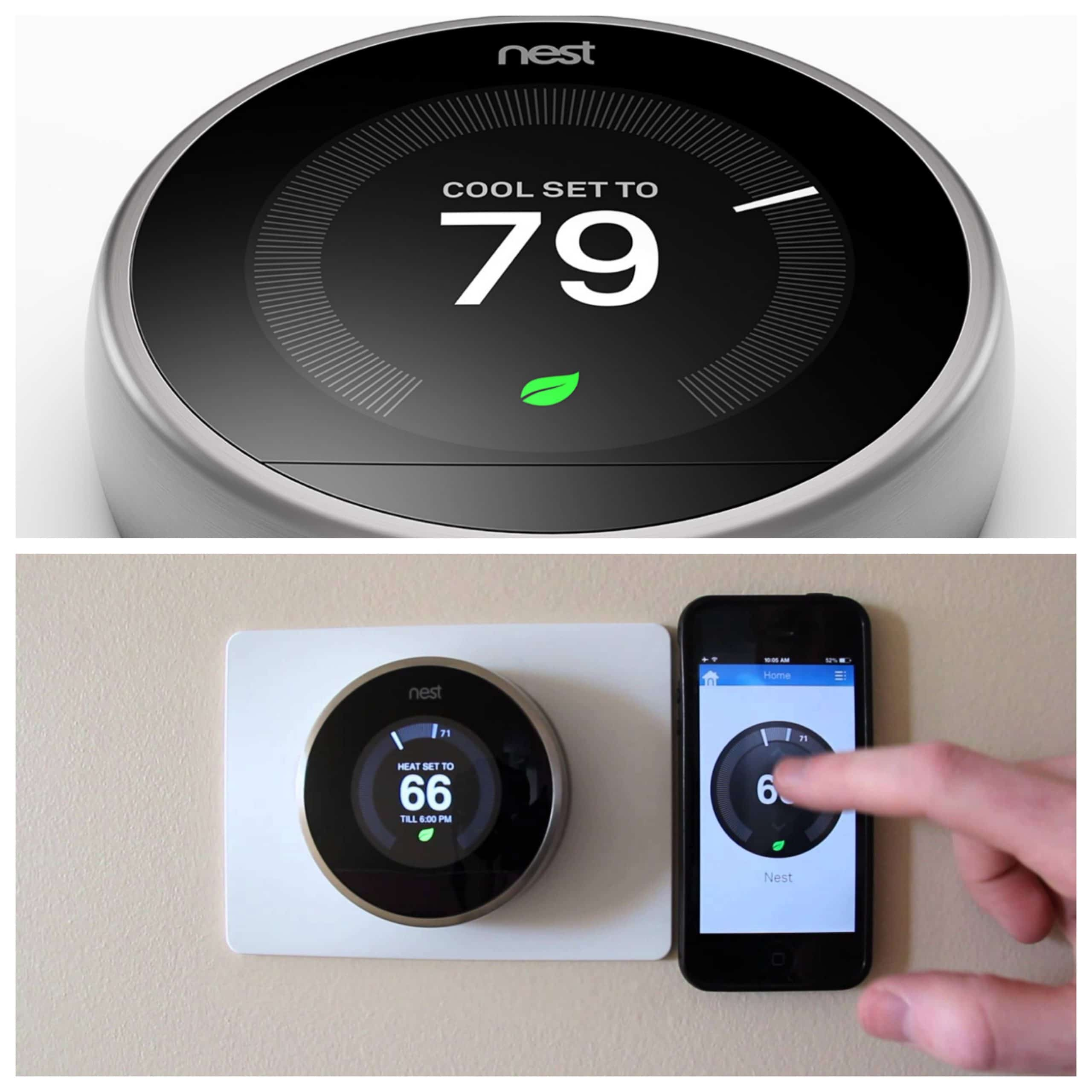 Nest 2nd vs 3rd Generation